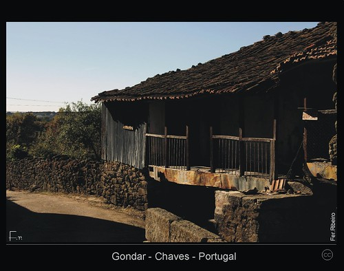 Gondar - Chaves - Portugal