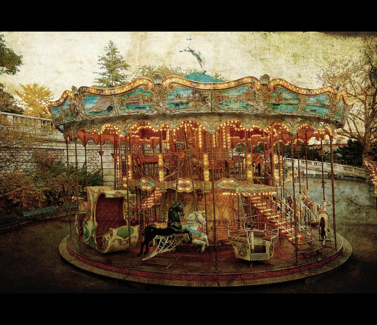 Carousel in Europe