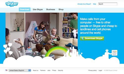 Skype permitirá enviar mensajes en video