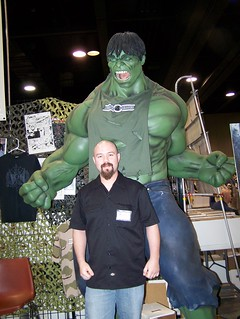 G and the Hulk