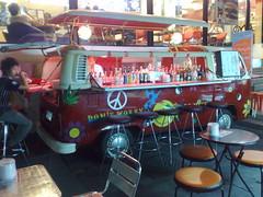 Combi Van Bar