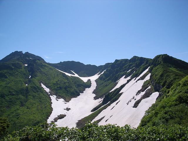 鳥海山 Mount Chōkai