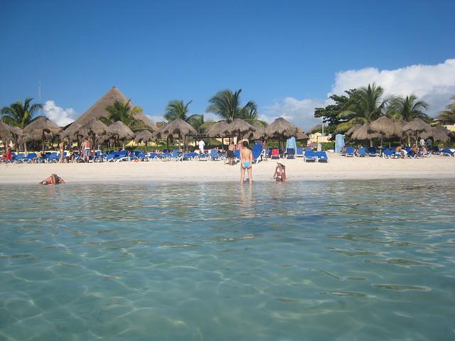 Sandos Caracol Beach Resort Spa All Inclusive