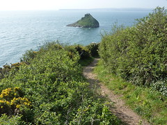 South West Coast Path Section 47