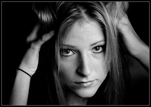 Model Shoot: Cheri by [evan hunter]