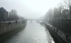 Foggy Seine