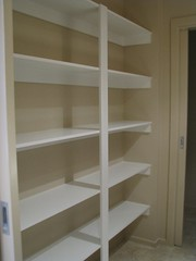 View topic would this pantry be too cramped home Pantry 800mm