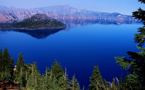 Bye for now - Crater Lake