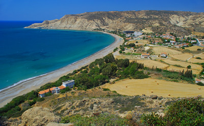 Pissouri Bay, Cyprus