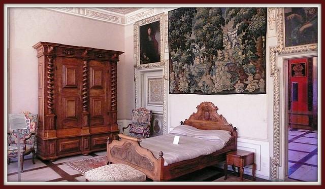 Bedroom, Castle Waldegg, Feldbrunnen