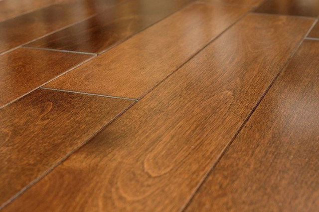 What To Clean Wood Floors With