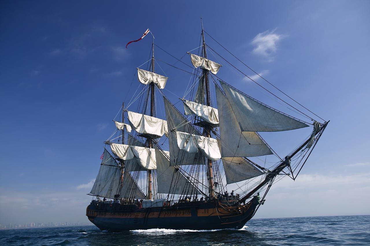 wallpaper sailing ships