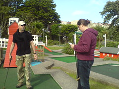 lawn game, sports, recreation, outdoor recreation, golf, miniature golf, lawn,