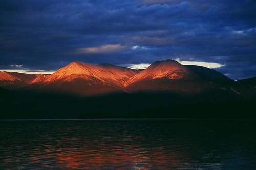 sunset gmt 5photosaday tagishlake markkellyphotography