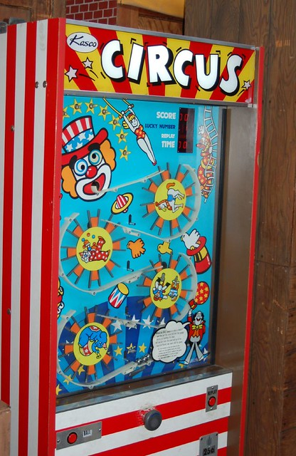 circus old game