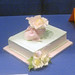 Baby in bootie cake by sharoncakes