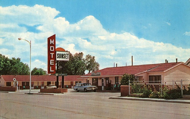 Clayton (NM) United States  city pictures gallery : Sunset Motel Clayton, New Mexico | Flickr Photo Sharing!