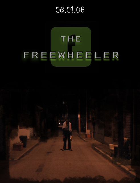 Header of freewheeler