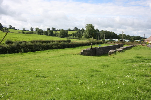 Ulster Canal Lock,Smithboro Co.Monaghan