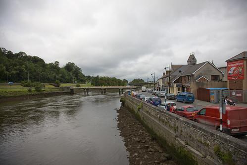 The River Boyne Flows Through Drogheda