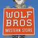 Wolf Brothers Western Store by RoadsideArchitecture.com
