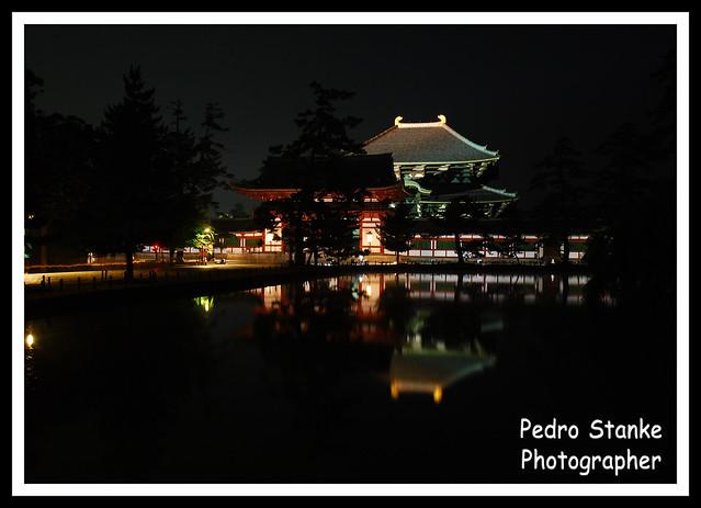 Templo Todai ji,  Nara, Japao