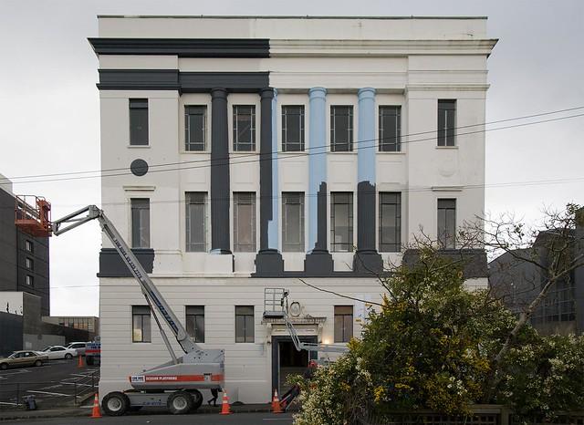 Z Newton Auckland the white house AKA Au...