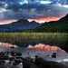 Cuillins from Kirkibost II by Colin Campbell (Bruiach)