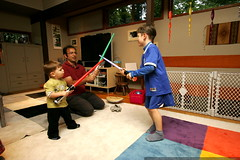 three way light saber duel    MG 1623