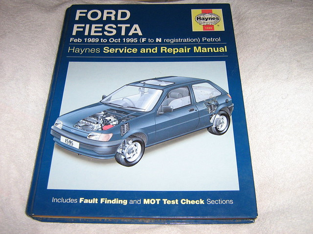 Ford tis cd v2 7 workshop manuals