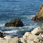 Rock Formations Along 17-Mile Drive