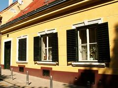 Zagreb, Croatia - Radičeva ulica