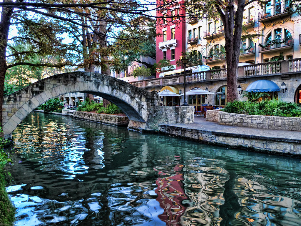 San Antonio River Walk A Photo On Flickriver