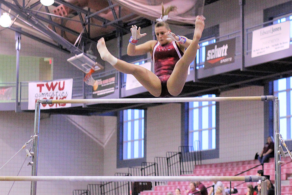 Watch How to Stick a Balance Beam Routine video