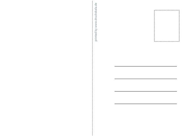 vorlage f r postkarte din a6 r ckseite flickr photo. Black Bedroom Furniture Sets. Home Design Ideas