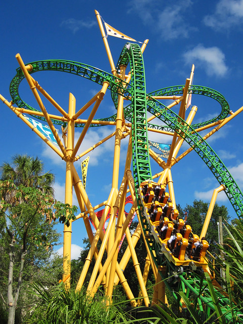 Cheetah Hunt The Crossroads Busch Gardens Tampa By