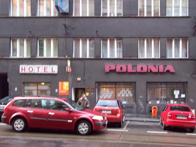 Hotel Polonia, Katowice
