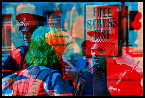 Free stress test. Cool photo on Flickr