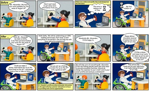 Comic Sample from the Toy Comic Toolkit