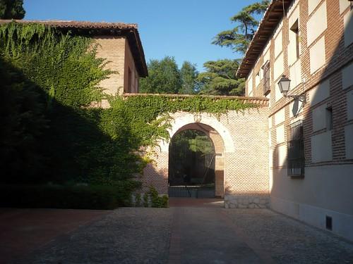 Alcalá de Henares - Universidad, Puerta de los Burros