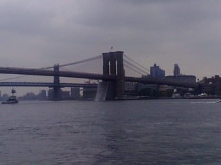 Brooklyn Bridge Falls