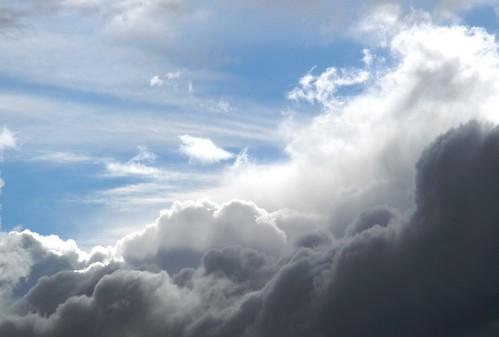 blue sky cloud white nature clouds skies view olympus e510 digitalcameraclub 15challengeswinner