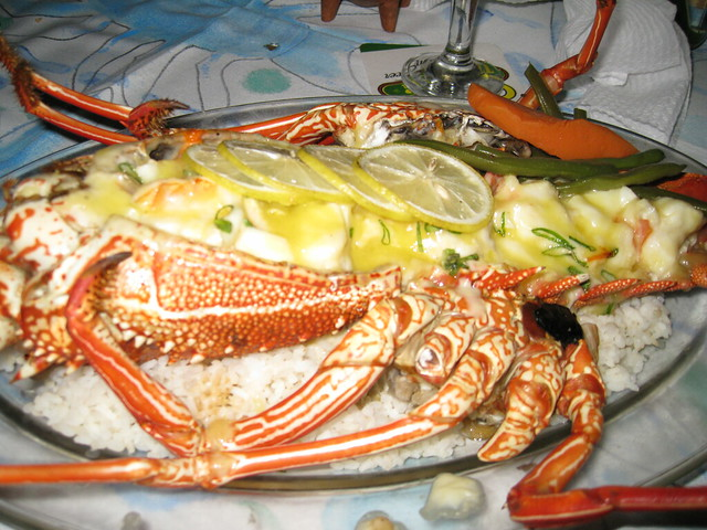 how to cook lobster mornay