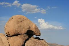 Jumbo Rocks clouds