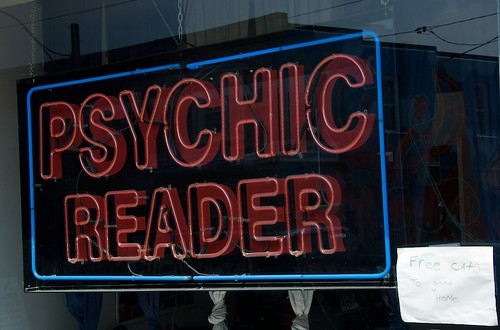 Q&A: As far as online sites go, is there such thing as a free psychic reading?