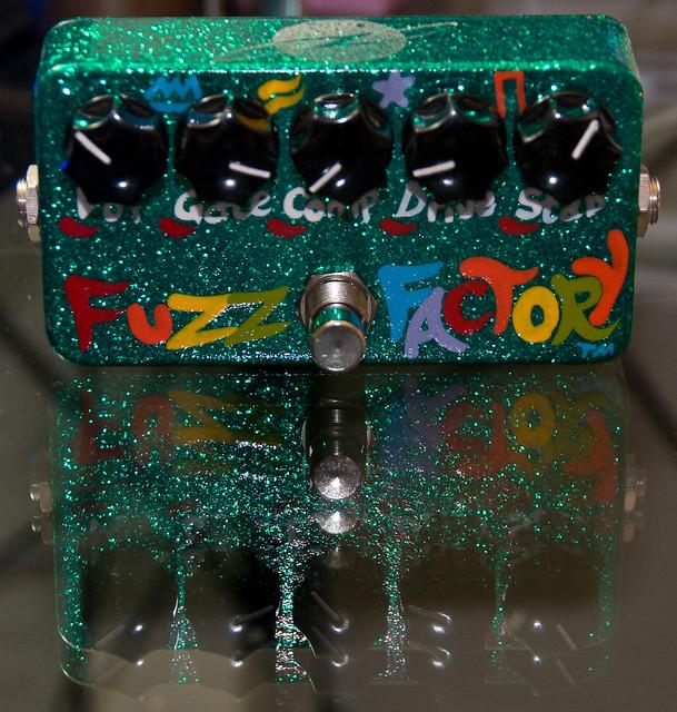 Photo:Z-Vex Fuzz Factory - Reflection By ArtBrom