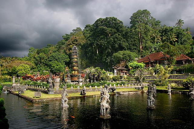 Water Palace, Bali