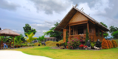 Filipino native house | Flickr - Photo Sharing!