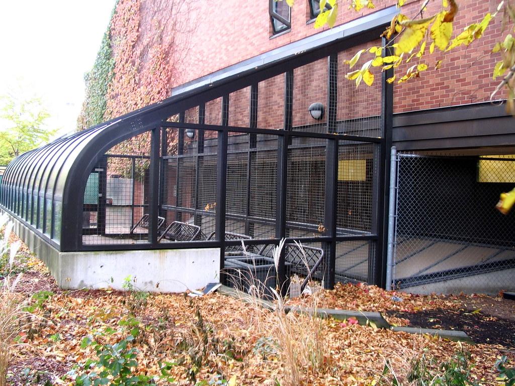 Bike prison