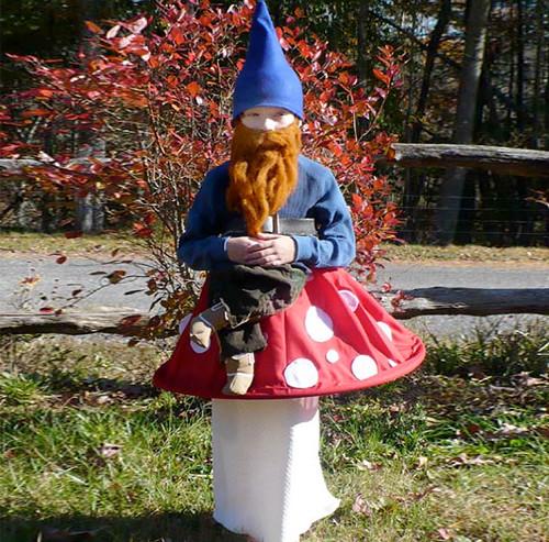 Gnome In Garden: Flickr - Photo Sharing